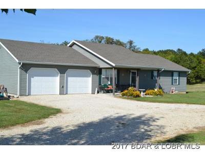 Eldon Single Family Home For Sale: 195 Taylor Rd.