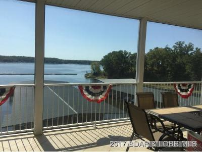 Benton County, Camden County, Cole County, Dallas County, Laclede County, Miller County, Moniteau County, Morgan County, Pulaski County Condo For Sale: 18130 Millstone Cove Road, #434 #434