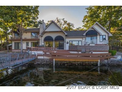 Lake Ozark Single Family Home For Sale: 114 Crocker Court