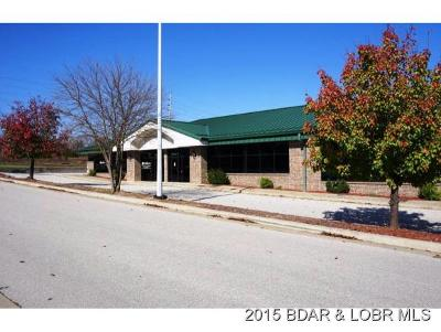 Commercial For Sale: 980 Executive Drive