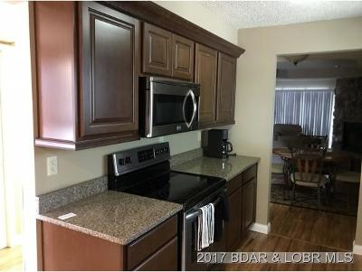 Benton County, Camden County, Cole County, Dallas County, Hickory County, Laclede County, Miller County, Moniteau County, Morgan County, Pulaski County Condo For Sale: 351 Racquet Club Drive #351