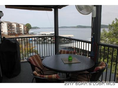 Lake Ozark Condo For Sale: 109 Wood Crest Rd #B-2A