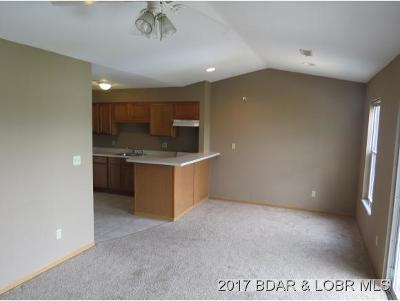 Benton County, Camden County, Cole County, Dallas County, Hickory County, Laclede County, Miller County, Moniteau County, Morgan County, Pulaski County Condo For Sale: 1091 Red Bud Road #40