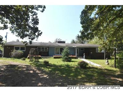 Barnett Single Family Home For Sale: 24031 Hwy W