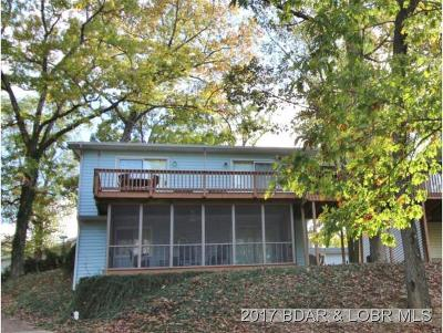 Osage Beach MO Single Family Home Contingent: $152,000