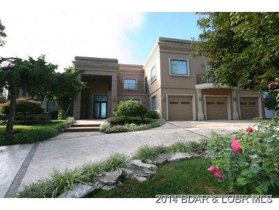 Lake Ozark Single Family Home For Sale: 274 Cedar Crest Dr