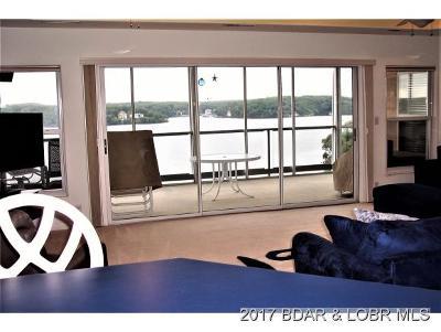 Lake Ozark Condo For Sale: 44-3c Emerald Bay #3C