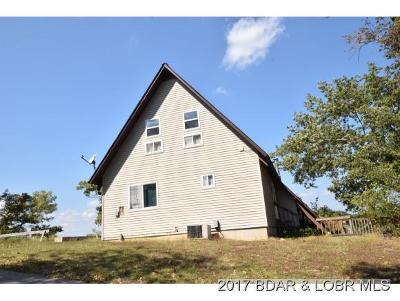 Roach Single Family Home For Sale: 4559 Lower Prairie Hollow