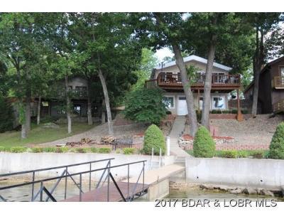 Barnett Single Family Home For Sale: 26866 Marina Lane