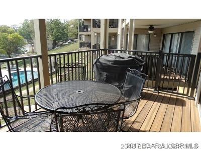 Lake Ozark Condo For Sale: 40 Robinwood Drive #1C