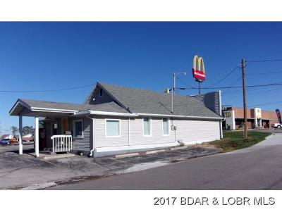 Camdenton Commercial For Sale: 265 East Us Hwy 54
