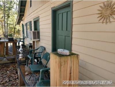 Barnett Single Family Home For Sale: 27444 Golden Beach Road