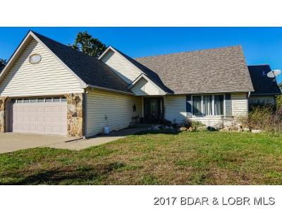Brumley Single Family Home For Sale: 71 Brushy Branch Cuttoff