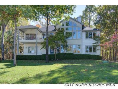 Porto Cima Single Family Home For Sale: 334 Lake Drive