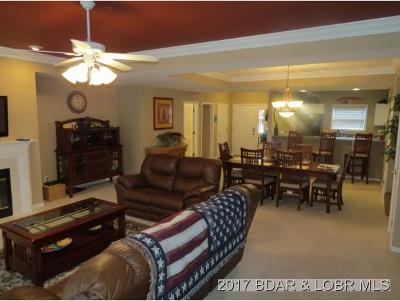 Lake Ozark Condo For Sale: 392w Palisades Condo Drive #3B