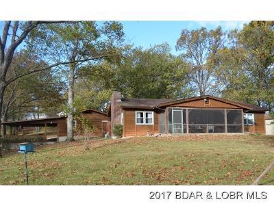 Roach Single Family Home For Sale: 1107 Cedar Ridge Circle