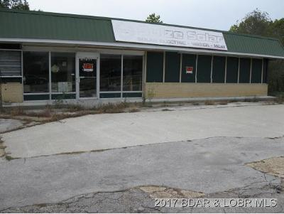 Camdenton Commercial For Sale: 609 S.bussiness Route 5