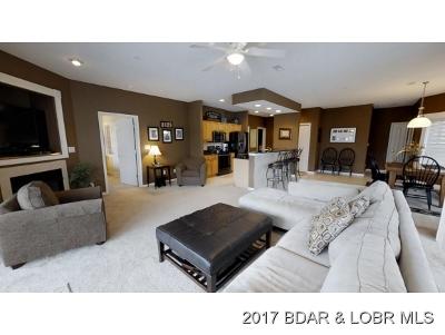 Lake Ozark Condo For Sale: 151 Monarch Cove Dr. #3A