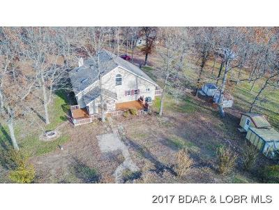 Macks Creek Single Family Home For Sale: 580 Broads Branch Road