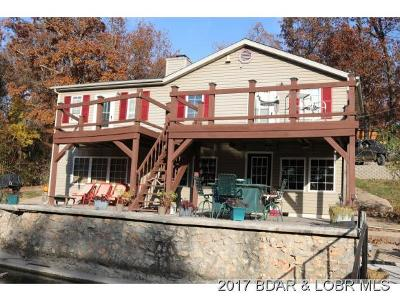 Gravois Mills Single Family Home For Sale: 32690 Fischer Point Road