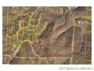 Camdenton Residential Lots & Land For Sale: Tract 1 Copperstone Road