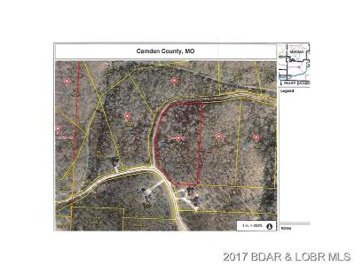 Camdenton Residential Lots & Land For Sale: Lot 37 Copperstone Road