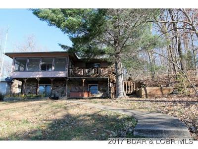 Camden County, Morgan County, Miller County Single Family Home For Sale: 865 Four Waters Drive