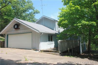 Lake Ozark Single Family Home For Sale: 179 Hillside East