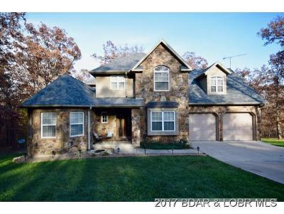 Linn Creek Single Family Home Contingent: 142 Deer Path Drive
