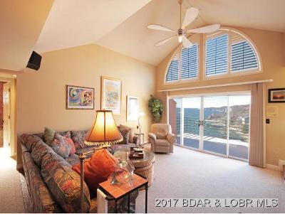 Lake Ozark Condo For Sale: 341 Beach Club Dr. #341