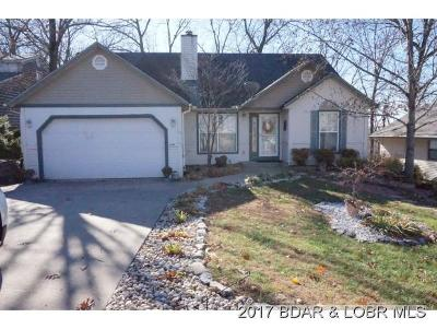 Osage Beach MO Single Family Home For Sale: $158,500