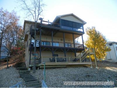 Camden County, Miller County, Morgan County Single Family Home For Sale: 3 Eagle View Court