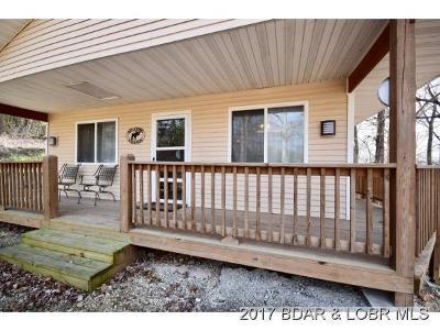 Camden County, Miller County, Morgan County Single Family Home For Sale: 39 Shady Ozark Ln
