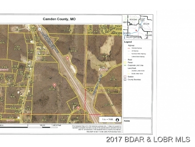 Camdenton Residential Lots & Land For Sale: North Hwy 5
