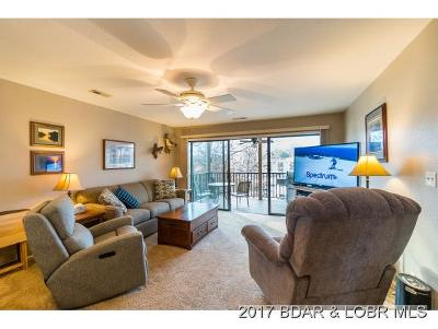 Benton County, Camden County, Cole County, Dallas County, Hickory County, Laclede County, Miller County, Moniteau County, Morgan County, Pulaski County Condo For Sale: 139 Barba Le Lane #1A