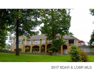Camdenton Single Family Home For Sale: 129 North Point Drive