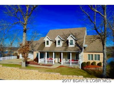 Camdenton Single Family Home For Sale: 169 Viewpoint