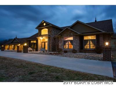 Eldon Single Family Home For Sale: 189 Hwy M