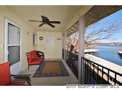 Lake Ozark Condo For Sale: 85 Kodiak Ln Unit 3a #3A