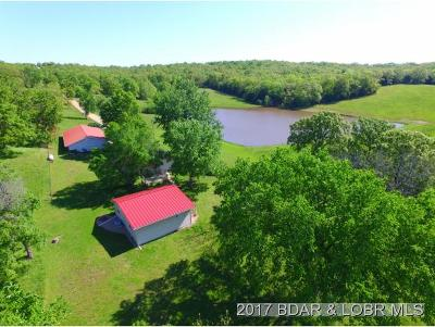 Brumley Single Family Home For Sale: 21 Gott Spur Rd.