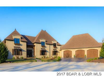 Osage Beach Single Family Home For Sale: 5751 Tree Leaf Court