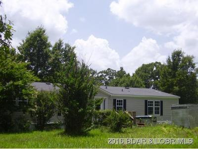 Macks Creek Single Family Home For Sale: 45 Derringer