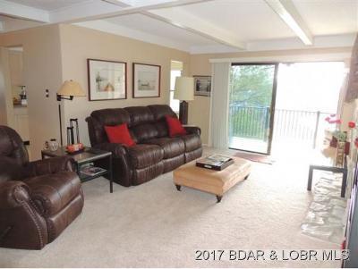 Lake Ozark MO Condo For Sale: $134,900