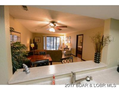 Lake Ozark Condo For Sale: 129 Woodcrest Drive #1D