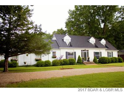 Eldon Single Family Home For Sale: 10 Golf Course Rd