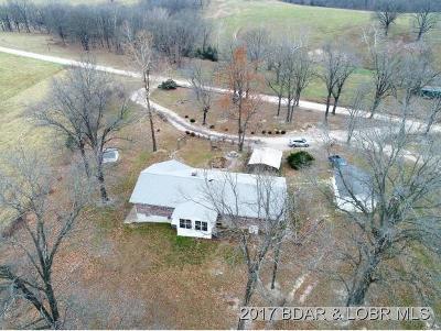 Eldon Single Family Home For Sale: 160 Adams Rd