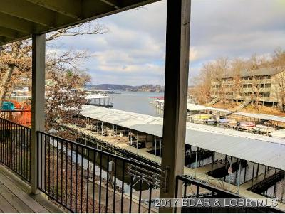 Lake Ozark Condo For Sale: 85 Kodiak Lane #1-A