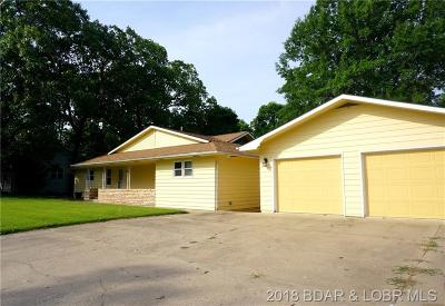 Osage Beach Single Family Home For Sale: 1151 Osage Beach Road