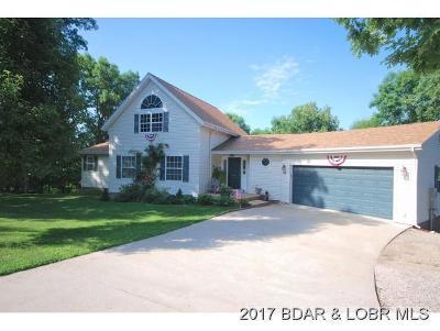 Linn Creek Single Family Home For Sale: 83 Woodland Point