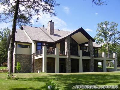 Macks Creek Single Family Home For Sale: 370 Frog Hollow Lane